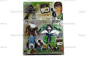 Фигурки героев из Ben 10, 89241, фото