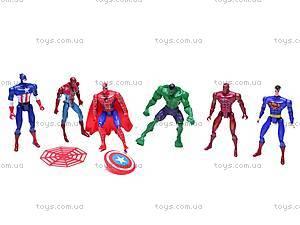 Фигурки героев «Marvel», 81098-6