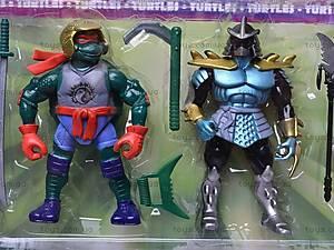 Фигурки игрушечные «Черепашки-нинзя», 09004, фото