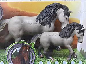 Фигурки лошадей, 9512A-C, отзывы