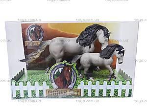 Фигурки лошадей, 9512A-C, цена