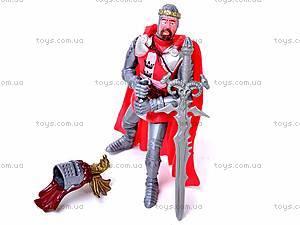 Фигурки рыцарей в колбе, 5898-97, детские игрушки