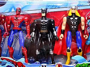 Фигурки супер героев «Marvel», 81098, купить