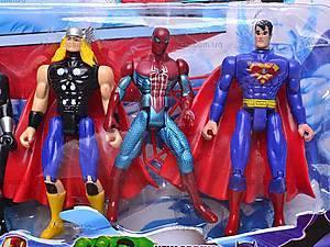Фигурки супер героев «Marvel», 81098, отзывы