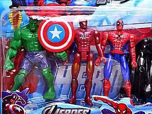 Фигурки супер героев «Marvel», 81098, цена