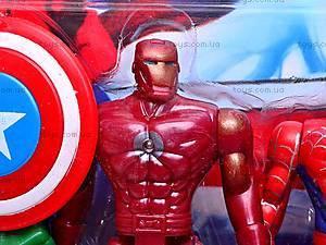 Фигурки супер героев «Marvel», 81098, детские игрушки