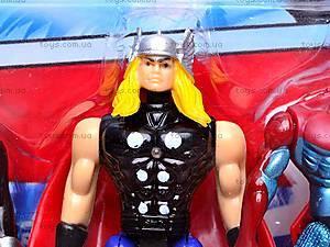Фигурки супер героев «Marvel», 81098, toys.com.ua