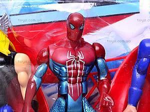 Фигурки супер героев «Marvel», 81098, toys