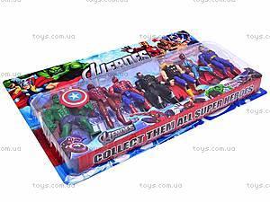 Фигурки супер героев «Marvel», 81098, детский
