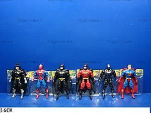 """Фигурки """"Супергерои"""", 8077-08"""
