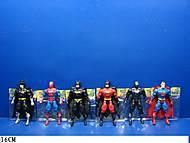 """Фигурки """"Супергерои"""", 8077-08, фото"""