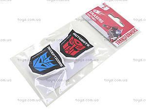 Фигурные ластики «Трансформеры», TRBB-US1-213-H2, купить