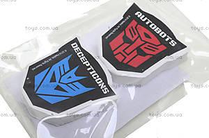 Фигурные ластики «Трансформеры», TRBB-US1-213-H2, фото