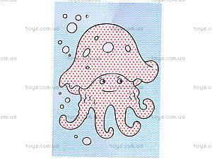 Водные раскраски и обычные «Обитатели морей», Р489008РУ, фото