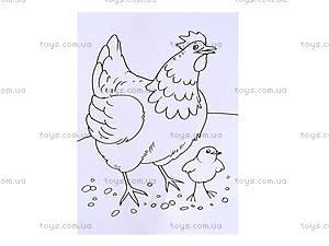 Водные раскраски и обычные «Птицы», Р489002РУ, фото