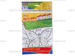 Чудо-раскраски «Бабочки», С422030У, купить