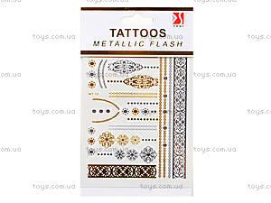 Временные татуировки «Флэш-тату», , купить