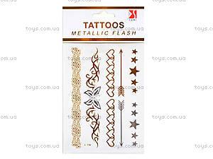 Временные татуировки «Флэш-тату», , цена