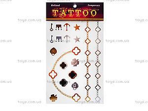 Переводные татуировки «Флеш-тату», , цена