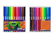 Фломастеры Smart Line 12 цветов , ZB.2809, набор