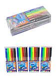 Фломастеры ZiBi Smart Line 6 цветов (3 набора в упаковке), ZB.2808, фото