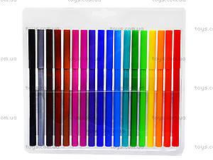 Фломастеры для детей Centropen, 18 цветов, 779018, купить