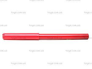 Фломастеры цветные, 18 штук, BRDLR-12S-1M-18, отзывы