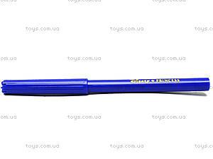 Фломастеры цветные «Ариэль», PRGL-12S-1M-12, фото