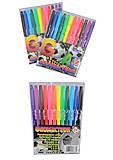 """Фломастеры """"Goal"""" 12 цветов (2 набора в упаковке), 828BO_12, купить"""