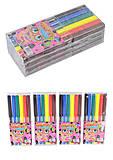"""Фломастеры """"Девочка"""" 6 цветов (4 набора в упаковке), 6816BD_6, опт"""
