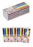 """Фломастеры """"Кошечка"""" 6 цветов Josef Otten (4 набора в упаковке), 6816BC_6, купить"""
