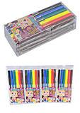 "Фломастеры ""Pretty girl"" 6 цветов (4 набора в упаковке), 6816BJ_6, тойс"