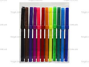 Комплект детских фломастеров, 12 цветов, 52704-TK, фото