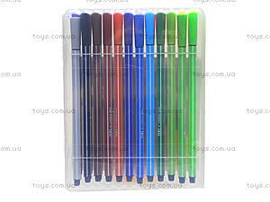 Фломастеры TIKI, 24 цвета, 52703-TK, фото