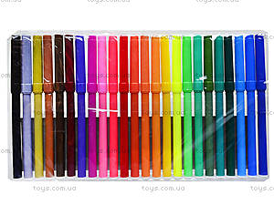 Комплект детских фломастеров,  24 цвета, 52706-TK, фото