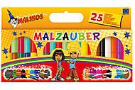 Фломастеры волшебные меняющие цвет MALINOS , MA-300029, магазин игрушек