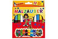 Фломастеры волшебные меняющие цвет Malinos Malzauber, MA-300005, отзывы