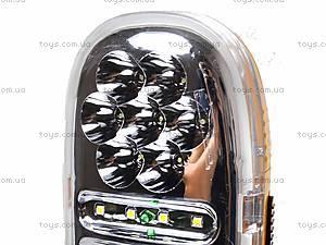 Фонарь-лампа Bossman 7 LED + 40 SMD LED, B-6811, отзывы