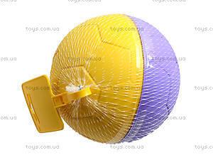 Формочка для песка «Мячик», 39027, фото