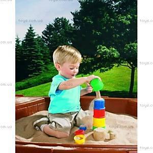 Формочки для песка Fisher-Price, 75601, цена