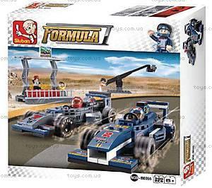 Конструктор детский «Формула 1», M38-B0355