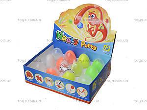 Фосфорный умный прыгающий пластилин, PR379, игрушки