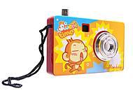 Фотоаппарат игрушечный для детей, 688-1