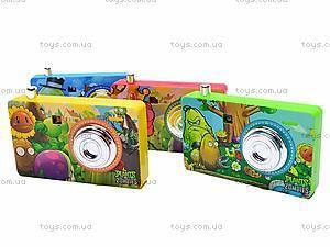 Фотоаппарат «Растения против Зомби», 4 вида, 365B7C, фото