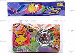Фотоаппарат «Растения против Зомби», 4 вида, 365B7C, отзывы