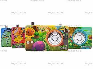 Фотоаппарат «Растения против Зомби», 4 вида, 365B7C