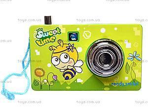 Фотоаппарат игрушечный для детей, 688-1, детские игрушки