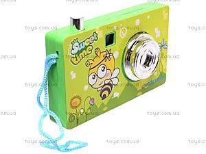Фотоаппарат игрушечный для детей, 688-1, магазин игрушек