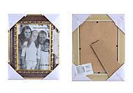 Рамка для фотографий, пластиковая, в ассортименте, X038A-57, детские игрушки
