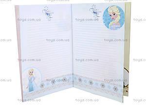 Блокнот для заметок «Frozen. Холодное торжество», Ч457061У, купить